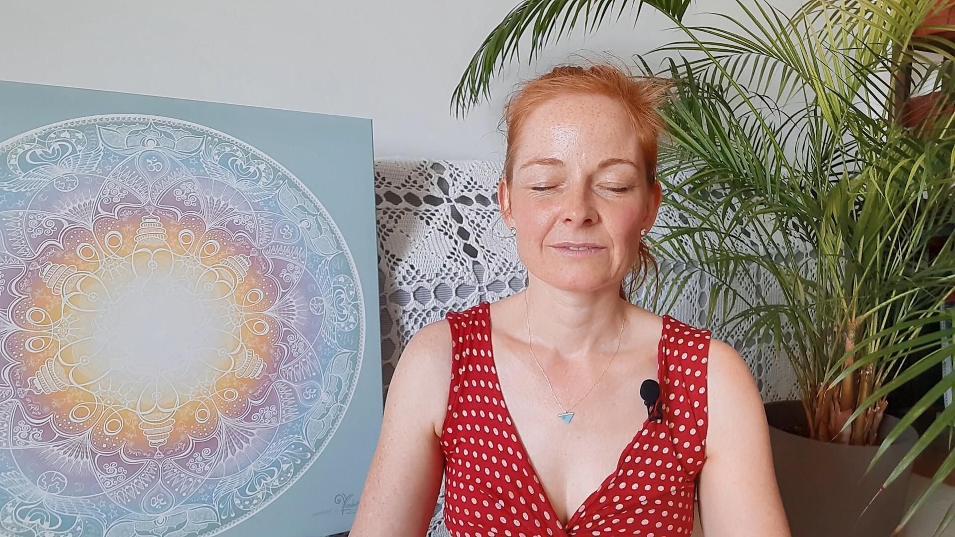 Meditation für Vertrauen und Sicherheit, Alexandra Pusch