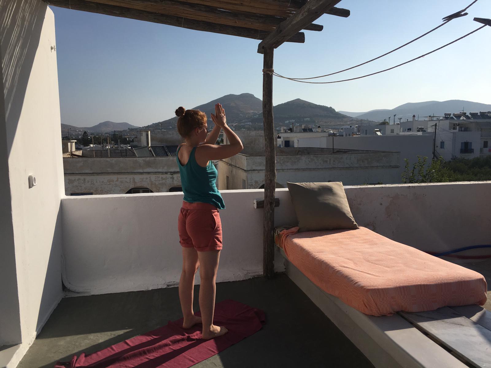 Yoga-Lieblingsübungen, Alexandra Pusch, Anandi-Yoga