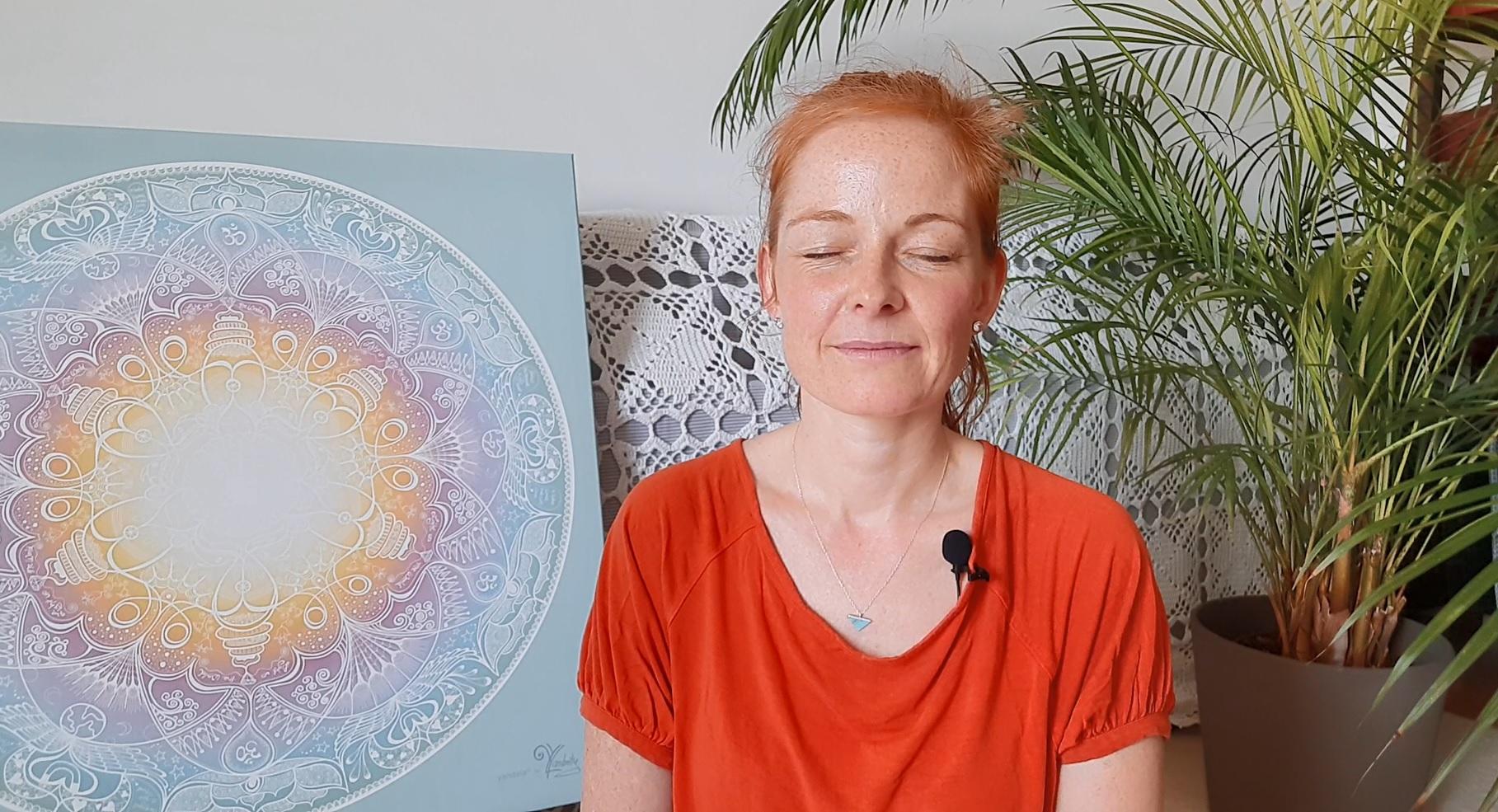 Meditation für Lebensfreude und Kreativität, Alexandra Pusch