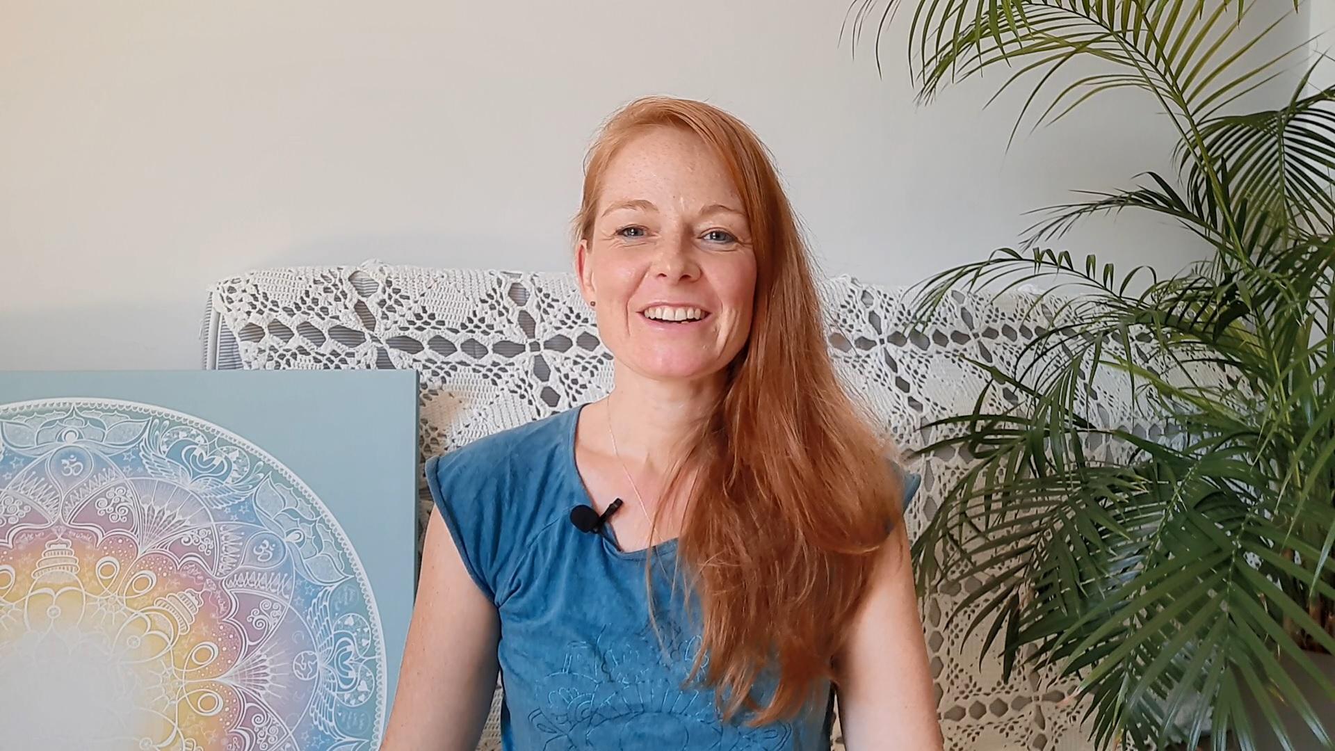 Meditation für klare Kommunikation, Alexandra Pusch